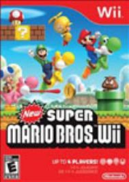 Super Mario Bros. Wii