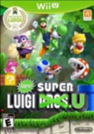 Super Luigi U WiiU