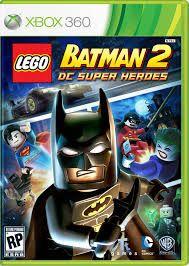 Lego Batman 2 Xbox360