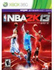 NBA 2K13 XBox 360