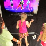 The Action Station - room to dance!